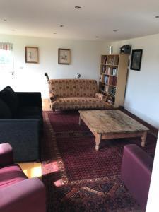 Un lugar para sentarse en The Vineyard House