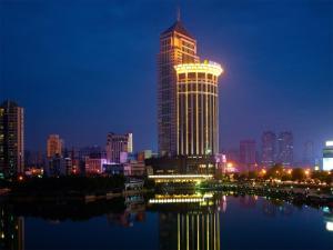 Wuhan Jin Jiang International Hotel Wuhan