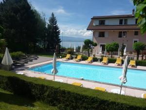 Hotel L'Oasis Evian les Bains