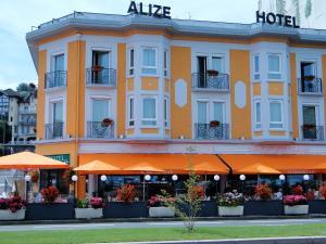 Hotel Alizé Evian les Bains