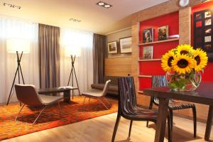 אזור ישיבה ב-Hapimag Resort Amsterdam
