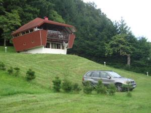 Chalet Contemporain Plein Nature Goldbach Altenbach