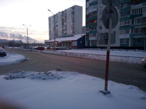 Apartment on Neftyannikov 85 durante el invierno