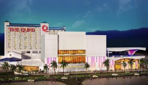מלון קוואד ריסורט לאס ווגאס  The Quad Resort & Casino