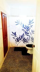 Phòng tắm tại Casa Yahima Municipio Playa