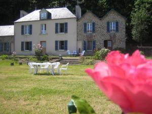 Bed & Breakfast  Au Fief des Amis du Mont Roz sur Couesnon