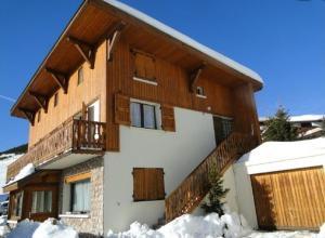 Chalet Minou L'Alpe d'Huez