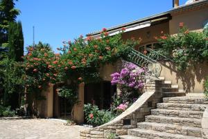 Villa Thebaïde Chambres d'hôtes Laudun l'Ardoise