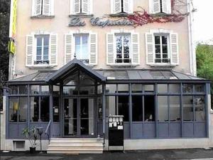 Hotel Les Capucins Avallon