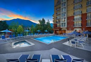 Hilton Whistler Resort & Spa Whistler
