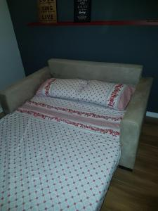 Cama ou camas em um quarto em Studio Exclusive Leme