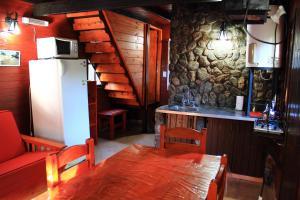 Una cocina o kitchenette en Complejo villa elena