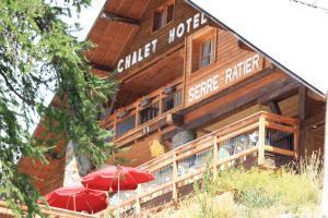 Chalet Hotel de Serre Ratier Saint-Chaffrey