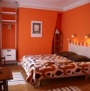 Chambre d'hôtes les Orchidées Paris