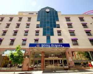 Best Western Plus Montreal Downtown- Hotel Europa Montréal