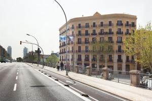 Akira Flats Marina Apartments Barcelone