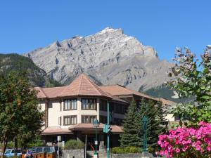 Banff International Hotel Banff