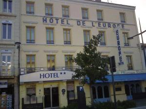Hotel de l'Europe Valence
