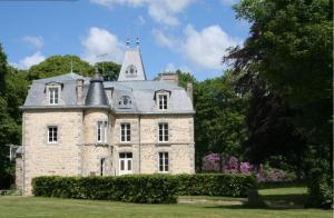 Chambres d'hotes  Au Chateau La Lucerne d'Outremer