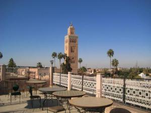 Hotel Foucauld Marrakech