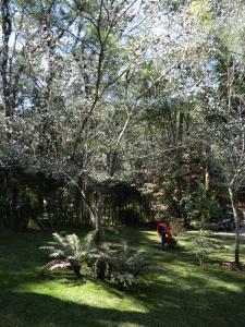 Um jardim em Recanto dos Kerr