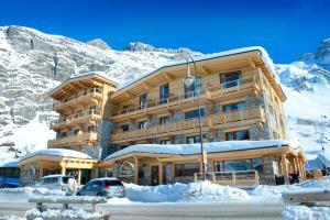 Hotel La Tovière Val d'Isère
