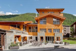 Hotel Aristella Swissflair Zermatt