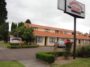Gwendoline Court Motor Lodge Rotorua