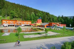 Aquapark špindlerův mlýn ceník