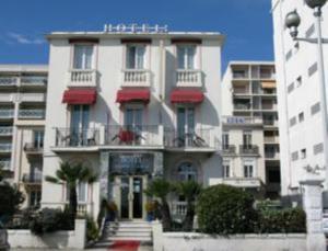 Hotel Flots d'Azur Nice