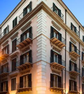 Residenza d'Aragona Palerme