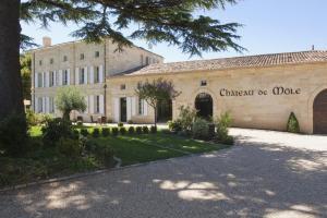 Chambres d'hotes  Château de Môle Puisseguin