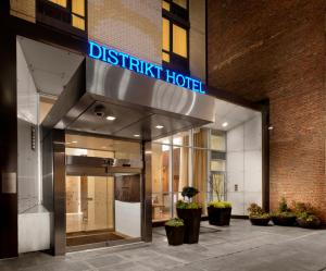 Distrikt Hotel New York City New York City