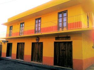Hotel Vista Hermosa Huasca