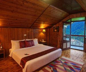 Resort Mahindra Royal Demazong Gangtok India Booking Com