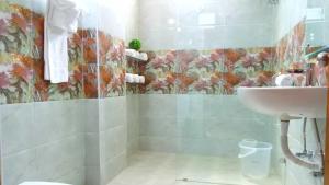 Un baño de Blobb Serviced Aparments