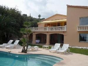 Chambres d'Hôtes Villa Heliambre Grimaud
