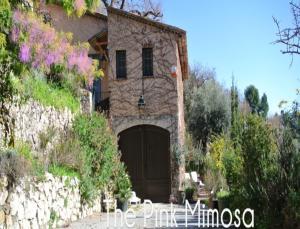 Chambres d'hotes  Maison Mimosa Saint-Jeannet