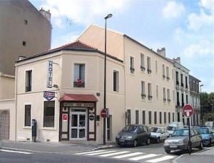 Hotel des Bains Maisons Alfort