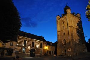 Relais du Beffroi Chambres d'Hôtes Saint-Riquier
