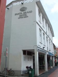 Santa Grand Hotel Little India - Image1