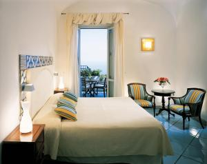Room at the Hotel Sanat Caterina, Amalfi