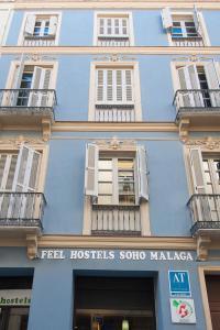 Feel Hostels Soho Malaga Malaga