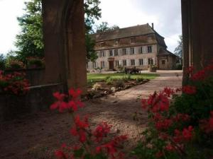 Chambres d'hotes Château de Grunstein Stotzheim
