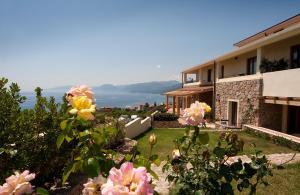 Hotel Villa Gustui Maris Sardinien