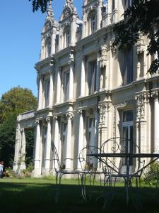 Chambres d'hotes Château de la Madeleine Pressagny l'Orgueilleux