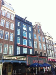 Rembrandt Square Hotel Amsterdam Netherlands