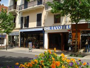 Hotel Revotel Aix les Bains