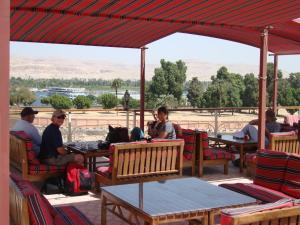 Nefertiti Hotel Luxor Louxor