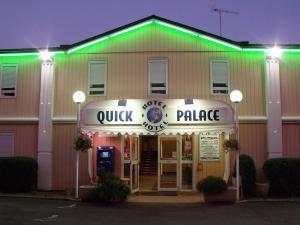 Hotel Quick Palace Auxerre Monéteau